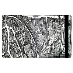 Frankfurt Judengasse Apple Ipad 2 Flip Case