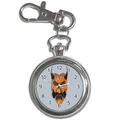 Mask India South Culture Key Chain Watches
