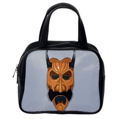 Mask India South Culture Classic Handbags (one Side)