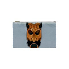 Mask India South Culture Cosmetic Bag (small)