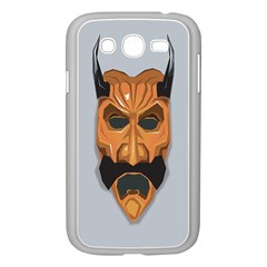 Mask India South Culture Samsung Galaxy Grand Duos I9082 Case (white)