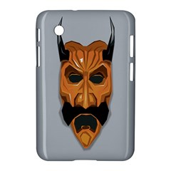 Mask India South Culture Samsung Galaxy Tab 2 (7 ) P3100 Hardshell Case