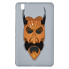 Mask India South Culture Samsung Galaxy Tab Pro 8 4 Hardshell Case