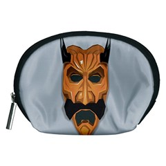 Mask India South Culture Accessory Pouches (medium)