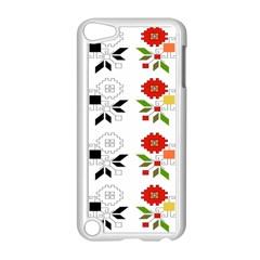 Bulgarian Folk Art Folk Art Apple Ipod Touch 5 Case (white)