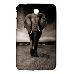 Elephant Black And White Animal Samsung Galaxy Tab 3 (7 ) P3200 Hardshell Case