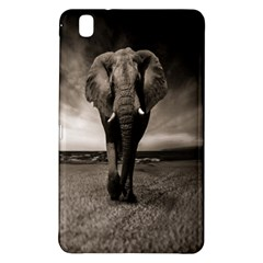 Elephant Black And White Animal Samsung Galaxy Tab Pro 8 4 Hardshell Case