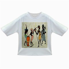 Man Ethic African People Collage Infant/toddler T Shirts
