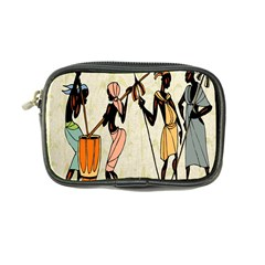 Man Ethic African People Collage Coin Purse