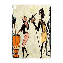 Man Ethic African People Collage Apple Ipad Pro 10 5   Hardshell Case