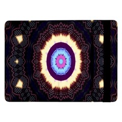 Mandala Art Design Pattern Samsung Galaxy Tab Pro 12 2  Flip Case