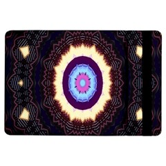 Mandala Art Design Pattern Ipad Air Flip
