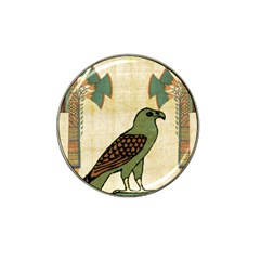 Egyptian Paper Papyrus Bird Hat Clip Ball Marker (10 Pack)