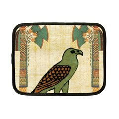 Egyptian Paper Papyrus Bird Netbook Case (small)