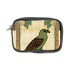 Egyptian Paper Papyrus Bird Coin Purse