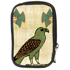 Egyptian Paper Papyrus Bird Compact Camera Cases