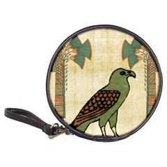 Egyptian Paper Papyrus Bird Classic 20 Cd Wallets