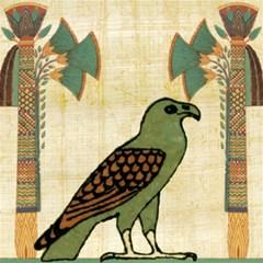 Egyptian Paper Papyrus Bird Magic Photo Cubes