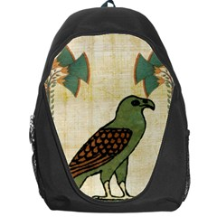 Egyptian Paper Papyrus Bird Backpack Bag