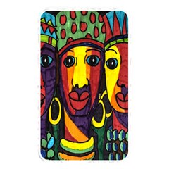 Ethnic Bold Bright Artistic Paper Memory Card Reader