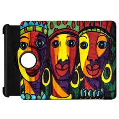 Ethnic Bold Bright Artistic Paper Kindle Fire Hd 7