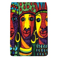 Ethnic Bold Bright Artistic Paper Flap Covers (s)