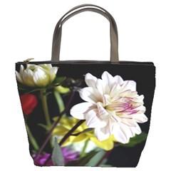 Dahlias Dahlia Dahlia Garden Bucket Bags