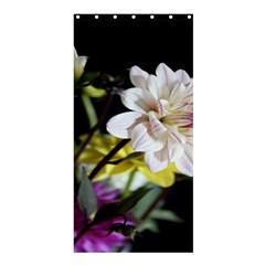 Dahlias Dahlia Dahlia Garden Shower Curtain 36  X 72  (stall)