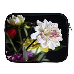 Dahlias Dahlia Dahlia Garden Apple Ipad 2/3/4 Zipper Cases
