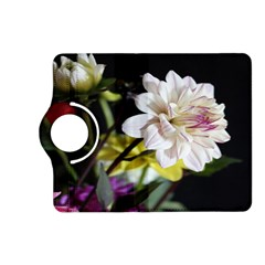 Dahlias Dahlia Dahlia Garden Kindle Fire Hd (2013) Flip 360 Case