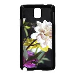 Dahlias Dahlia Dahlia Garden Samsung Galaxy Note 3 Neo Hardshell Case (black)