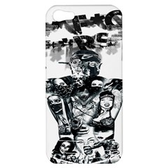 Black Music Urban Swag Hip Hop Apple Iphone 5 Hardshell Case