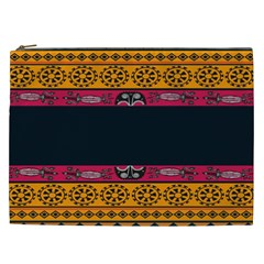 Pattern Ornaments Africa Safari Cosmetic Bag (xxl)
