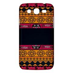 Pattern Ornaments Africa Safari Samsung Galaxy Mega 5 8 I9152 Hardshell Case