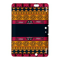 Pattern Ornaments Africa Safari Kindle Fire Hdx 8 9  Hardshell Case