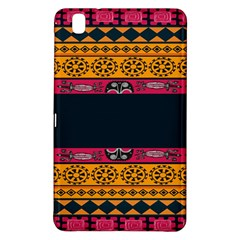 Pattern Ornaments Africa Safari Samsung Galaxy Tab Pro 8 4 Hardshell Case