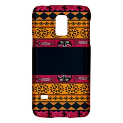 Pattern Ornaments Africa Safari Galaxy S5 Mini