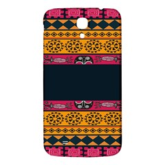 Pattern Ornaments Africa Safari Samsung Galaxy Mega I9200 Hardshell Back Case