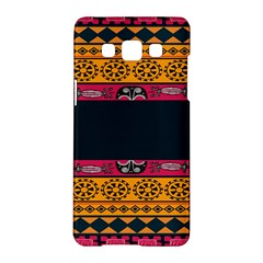 Pattern Ornaments Africa Safari Samsung Galaxy A5 Hardshell Case