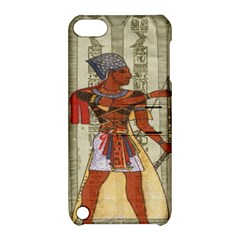 Egyptian Design Man Royal Apple Ipod Touch 5 Hardshell Case With Stand