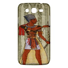 Egyptian Design Man Royal Samsung Galaxy Mega 5 8 I9152 Hardshell Case