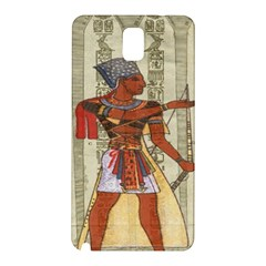 Egyptian Design Man Royal Samsung Galaxy Note 3 N9005 Hardshell Back Case