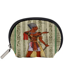 Egyptian Design Man Royal Accessory Pouches (small)
