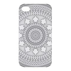 Mandala Ethnic Pattern Apple Iphone 4/4s Hardshell Case