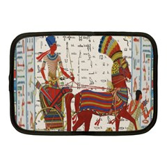 Egyptian Tutunkhamun Pharaoh Design Netbook Case (medium)