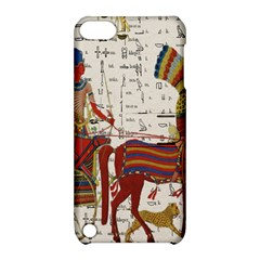 Egyptian Tutunkhamun Pharaoh Design Apple Ipod Touch 5 Hardshell Case With Stand