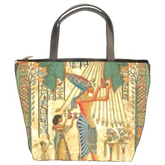 Egyptian Man Sun God Ra Amun Bucket Bags