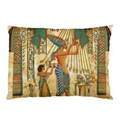 Egyptian Man Sun God Ra Amun Pillow Case