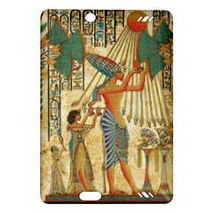 Egyptian Man Sun God Ra Amun Amazon Kindle Fire Hd (2013) Hardshell Case