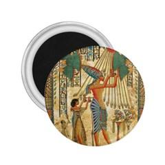 Egyptian Man Sun God Ra Amun 2 25  Magnets